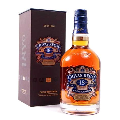 Chivas Regal 18 The Aspiring Gentleman
