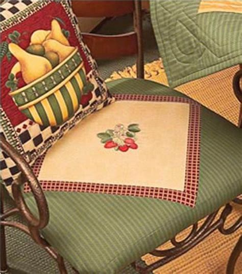 country chair pads for kitchen country chair pads home design ideas essentials