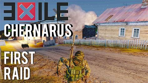 home and exile series 1 arma 3 exile mod series 7 part 5 my base raid