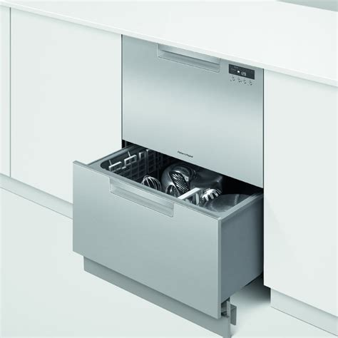 fisher paykel double drawer dishwasher installation fisher paykel dd60dahx9 double dishdrawer 81137