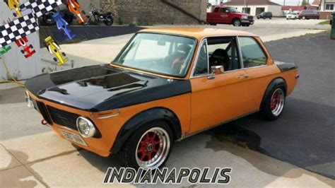 Bmw 2002 Race Car by 1971 Bmw 2002 Race Car Classic Bmw 2002 1971 For Sale