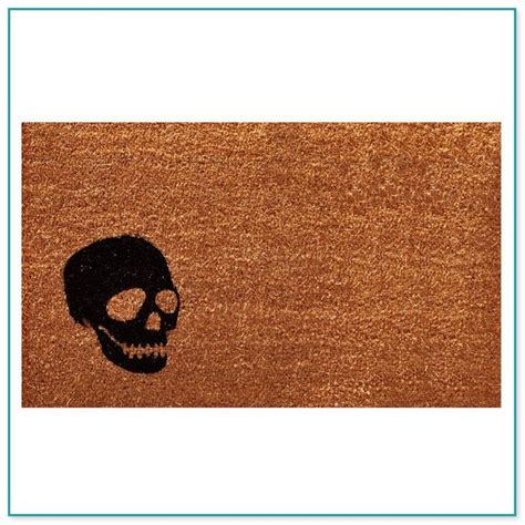 Home And More Doormats large coir doormat
