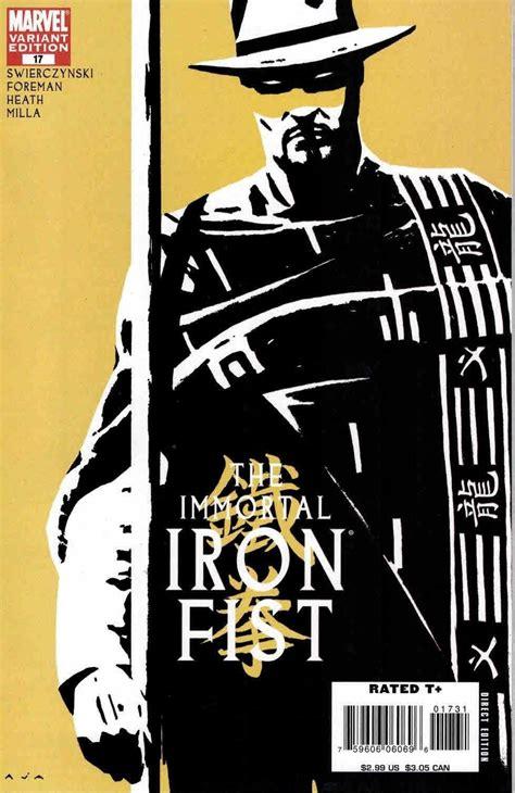 immortal iron fist the 0785188908 immortal iron fist vol 1 17 marvel database fandom powered by wikia