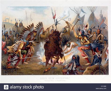 War Dances by War Of The Sioux Inspiration From Rudolf Cronan