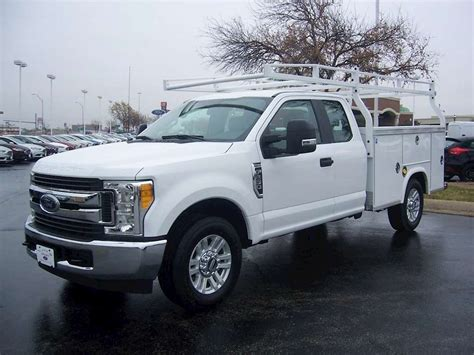ford service truck 2017 ford f250 duty xl service utility truck for