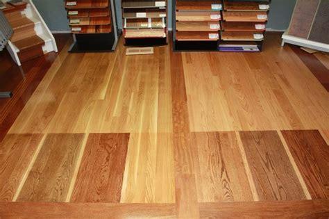 oak hardwood floor stain    honey oak