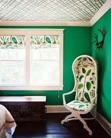 Green Bedroom Walls eye catching paint colors for the bedroom