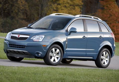 nissan saturn 2006 2006 compact suv saturn vue best car reviews and
