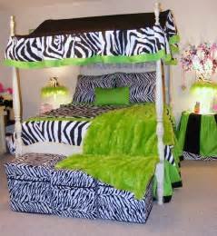 how to incorporate zebra print into your bedroom s d 233 cor