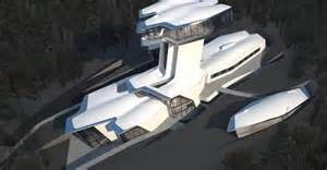 zaha hadid home cbell s spaceship house by zaha hadid pics