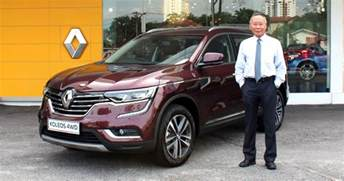 Renault Koleos Malaysia Renault Koleos 2 5l Now Officially Available With 4wd In