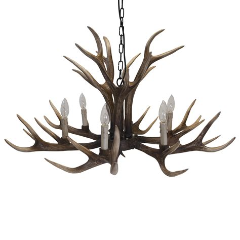 Small Antler Chandelier Small Antler Chandelier Small Antler Chandelier Furniture La Maison Chic Luxury Interiors