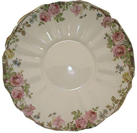 round saucer boat royal doulton english rose d6071
