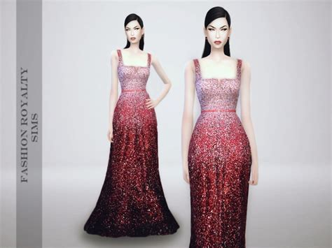 Brandcode 3 Sim By Celing Shop e s fall 2014 ombre dress at fashion royalty sims 187 sims