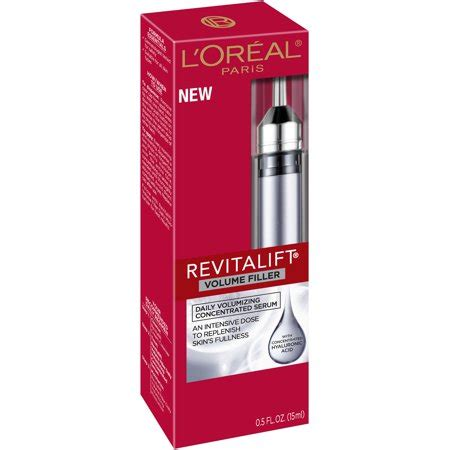 buy l oreal revitalift volume filler daily volumizing concentrated serum at well ca free l oreal revitalift volume filler daily re volumizing concentrated serum 5 fl oz