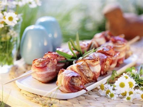 summer picnic ideas skewer recipes and diy decorations