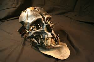 Dishonored Mask Corvo Mask From Dishonored Elite Cosplay