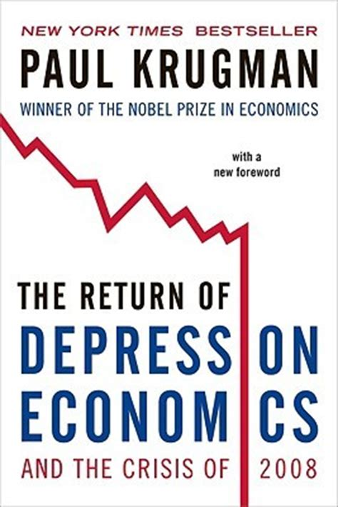 by paul krugman the new york review of books the return of depression economics and the crisis of 2008