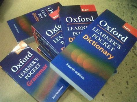 Oxford Learner S Pocket Grammar move to bangedi oxford learner s pocket dictionary 4th edition