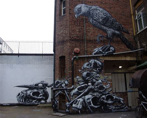 street art the 50 best street art work selected in 2011