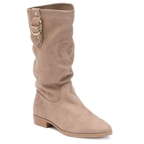 apt 9 boots apt 9 174 s flat slouch boots size 8 available in west
