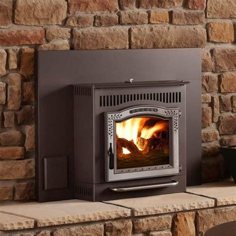 Pellet Insert For Fireplace by 25 Best Ideas About Pellet Fireplace On