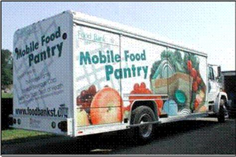 Mobile Food Pantries by Mobile Food Pantry The Bridge Of The Penn York Valley Churches