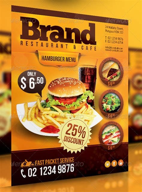 flyers design templates for restaurant exle of flyer templates 69 free psd vector ai eps