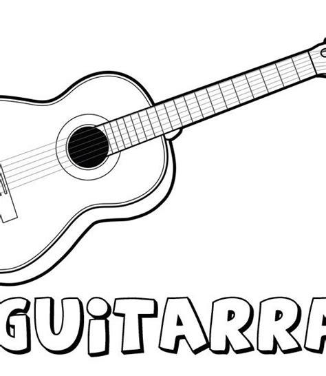 imagenes de instrumentos musicales para dibujar instrumentos musicales para colorear