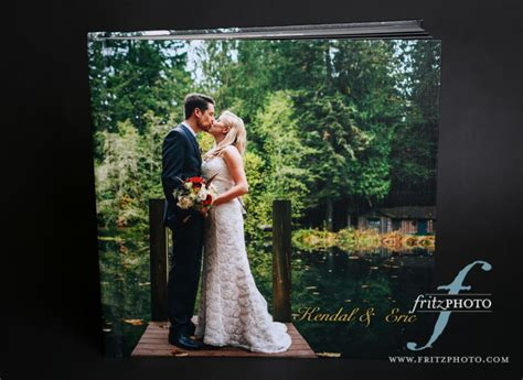 Wedding Album Glass Cover by Our Wedding Storybook Albums