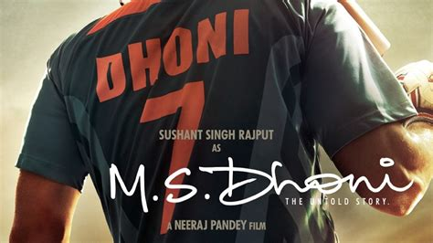 dhoni biography movie release date blogs ms dhoni the movie cricket blogs espncricinfo