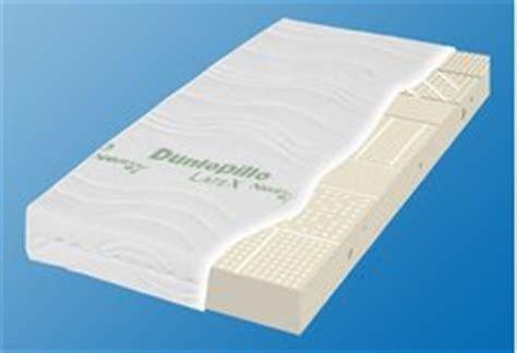 matratzen dunlopillo test latexmatratze dunlopillo 187 natura 1600 171 matratzen