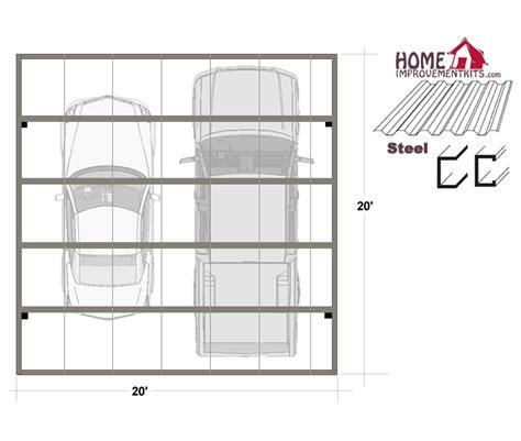 Steel Carport Plans Free Pdf Diy Carport Plans Steel Carport Design Guide
