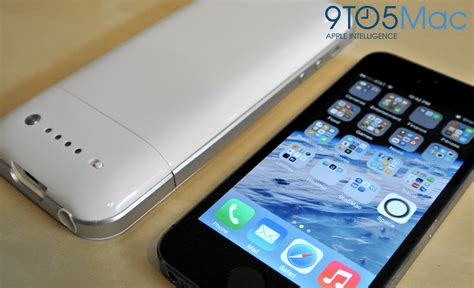 mophie debuts 64gb iphone 5 5s space pack storage ships in late july for 250 9to5mac