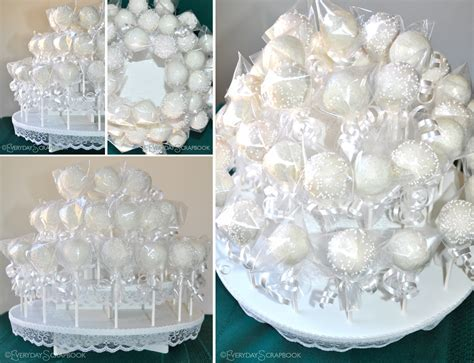 Wedding cake pop ideas   idea in 2017   Bella wedding