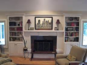 fireplace wall after from jill helgeson interiors in