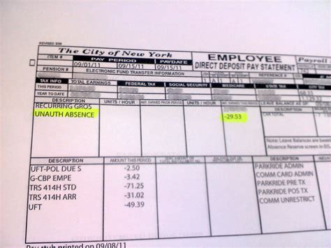 pay my employee pay stub images