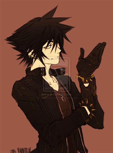 kingdom hearts vanitas desolateandpsychotic vanitas deviantart
