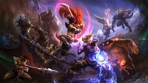 league of legends welcome to league of legends