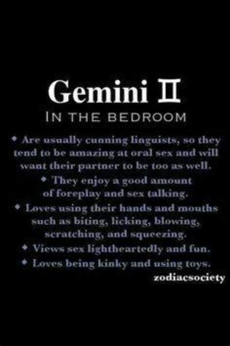 pisces in the bedroom gemini horoscope pinterest gemini