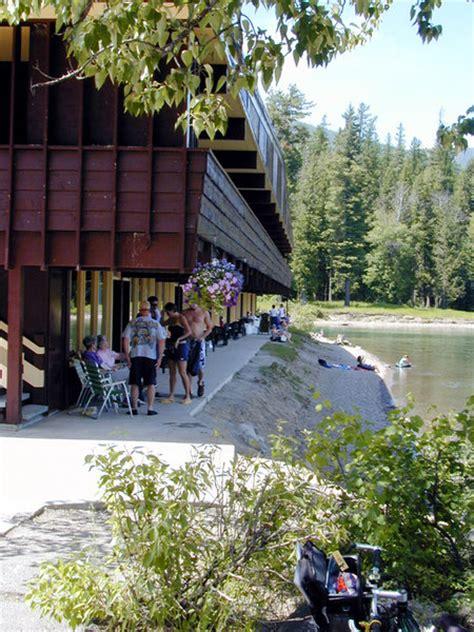 Coram Post Office by Coram Mt Inn At Lake Mcdonald Glacier National