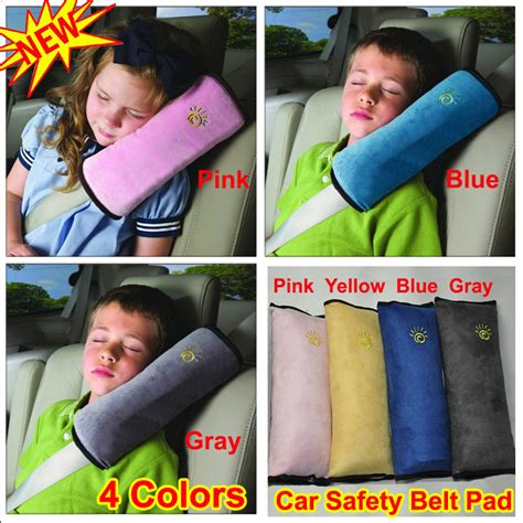 Toddler Car Pillow by Soft Baby Kid Toddler Child Infant Vehicle Car Auto Safety