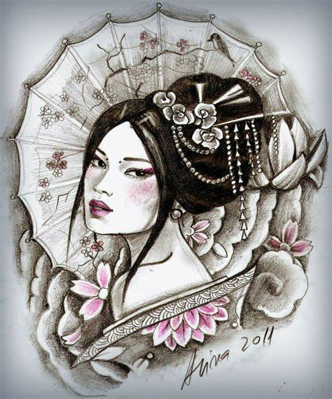 tattoo geisha orientale geisha tattoo google search tattoo ideas pinterest
