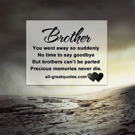 Brother In Heaven ?   grief      Brother poems