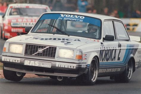 volvo group racecarsdirect com volvo 242 turbo group a