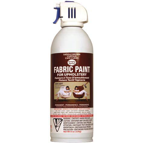 Sofa Dye Spray by Upholstery Spray Fabric Paint 8oz Saddle Brown Ebay