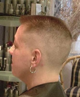 wife flat top haircut before and after pic s of my flattop haircut