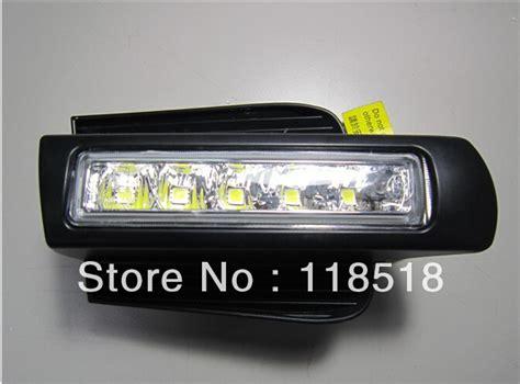 Toyota Prado Warning Lights Free Shipping Led Drl Daytime Running Light With Light
