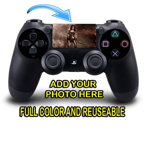 new ps4 controller colors ps4 controller custom color touchpad thumboad decal