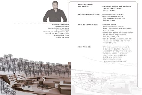 Bewerbung Mappe Bewerbungsmappe By Rodrigo Mendieta At Coroflot